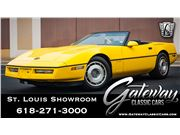 1987 Chevrolet Corvette for sale in OFallon, Illinois 62269