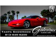 2000 Chevrolet Corvette for sale in Ruskin, Florida 33570