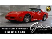 1982 Chevrolet Corvette for sale in Olathe, Kansas 66061