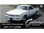 1984 Chevrolet El Camino for sale in Lake Mary, Florida 32746