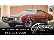 1968 Oldsmobile 442 for sale in OFallon, Illinois 62269