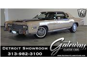 1978 Cadillac Eldorado for sale in Dearborn, Michigan 48120