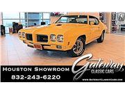 1970 Pontiac GTO for sale in Houston, Texas 77090