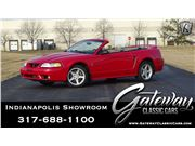 1999 Ford Mustang for sale in Indianapolis, Indiana 46268