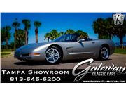2002 Chevrolet Corvette for sale in Ruskin, Florida 33570