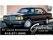 1982 Mercedes-Benz 300CDT for sale in OFallon, Illinois 62269