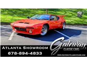 1986 De Tomaso Pantera for sale in Alpharetta, Georgia 30005