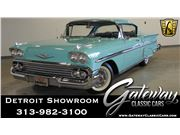 1958 Chevrolet Impala for sale in Dearborn, Michigan 48120