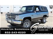 1986 Chevrolet K10 for sale in Houston, Texas 77090