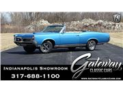 1967 Pontiac GTO for sale in Indianapolis, Indiana 46268