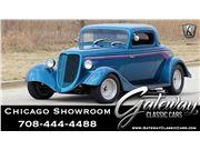 1934 Ford 3 Window for sale in Crete, Illinois 60417