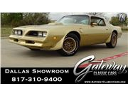 1978 Pontiac Firebird for sale in DFW Airport, Texas 76051