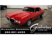 1969 Pontiac Firebird for sale in Kenosha, Wisconsin 53144