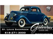 1936 Ford 5 Window Coupe for sale in OFallon, Illinois 62269