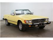 1981 Mercedes-Benz 380SL for sale in Los Angeles, California 90063