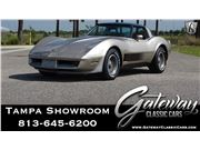 1982 Chevrolet Corvette for sale in Ruskin, Florida 33570