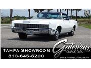 1967 Cadillac Eldorado for sale in Ruskin, Florida 33570