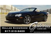 2006 Mercedes-Benz SL600 for sale in DFW Airport, Texas 76051
