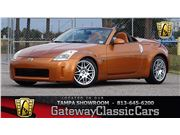 2004 Nissan 350Z for sale in Ruskin, Florida 33570