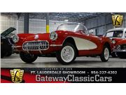 1956 Chevrolet Corvette for sale in Coral Springs, Florida 33065