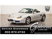 2000 Porsche Boxster for sale in Englewood, Colorado 80112