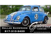 1962 Volkswagen Beetle for sale in DFW Airport, Texas 76051