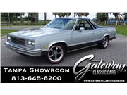 1985 Chevrolet El Camino for sale in Ruskin, Florida 33570