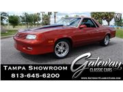 1986 Chevrolet El Camino for sale in Ruskin, Florida 33570