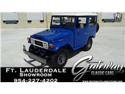 1983 Toyota Land Cruiser for sale in Coral Springs, Florida 33065