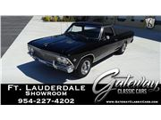 1966 Chevrolet El Camino for sale in Coral Springs, Florida 33065