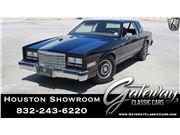 1983 Cadillac Eldorado for sale in Houston, Texas 77090