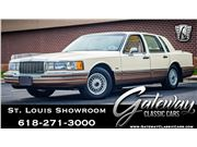 1990 Lincoln Town Car for sale in OFallon, Illinois 62269