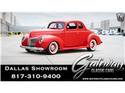 1939 Ford Deluxe for sale in DFW Airport, Texas 76051