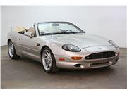 1997 Aston Martin DB7 Volante for sale in Los Angeles, California 90063