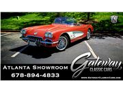 1959 Chevrolet Corvette for sale in Alpharetta, Georgia 30005
