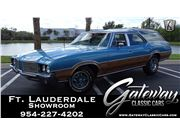 1972 Oldsmobile Vista Cruiser for sale in Coral Springs, Florida 33065