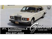 1988 Rolls-Royce Silver Spur for sale in Coral Springs, Florida 33065