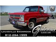 1987 Chevrolet Silverado for sale in Memphis, Indiana 47143