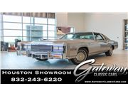 1978 Cadillac Eldorado for sale in Houston, Texas 77090