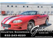 2000 Chevrolet Camaro for sale in Houston, Texas 77090