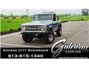 1971 Ford Bronco for sale in Olathe, Kansas 66061