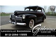 1942 Ford Super Deluxe for sale in Memphis, Indiana 47143