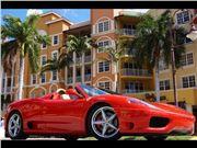 2005 Ferrari 360 for sale in Naples, Florida 34104