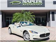 2011 Maserati Gran Turismo Convertible for sale in Naples, Florida 34104