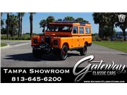 1970 Land Rover Series IIA for sale in Ruskin, Florida 33570