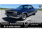 1985 Chevrolet El Camino for sale in Ruskin, Florida 33570