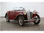 1948 MG TC for sale in Los Angeles, California 90063