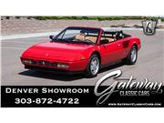 1987 Ferrari Mondial for sale in Englewood, Colorado 80112