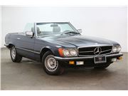 1984 Mercedes-Benz 500SL for sale in Los Angeles, California 90063