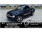 2006 Chevrolet SSR for sale in Coral Springs, Florida 33065
